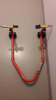 Montageständer - Motorradständer für Hinterrad