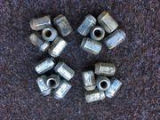20 x Radmuttern für FORD