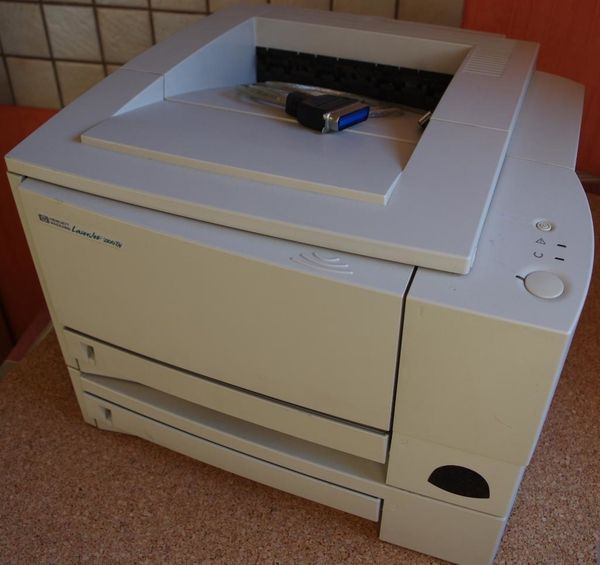HP Laserjet 2100 TN gebraucht
