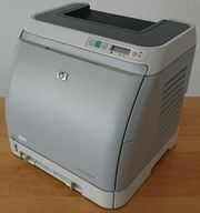Farblaserdrucker HP Color LaserJet 1600