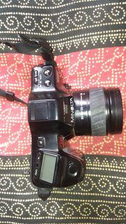 Minolta 7000i Spiegelreflexkamera günstig zu