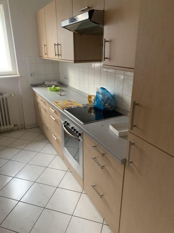 Einbauküche 5,8m mit allen Geräten