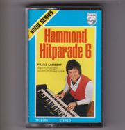 Audio-Kassette MC Franz Lambert Hammond