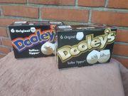 Dooleys Toffee Tipper Gläser
