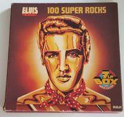 Elvis Presley 7 LP Box