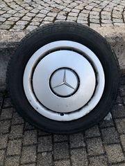 4 Winterräder für Mercedes 190