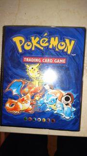 Pokemon trading cart game