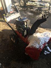 Schneefräse Toro 624 gebraucht