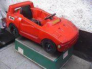 Weihnachtsgeschenk für die Kids Ferrari