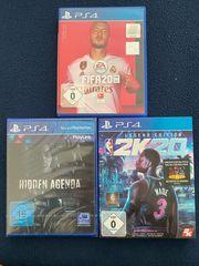 PS4 SPIELE - FIFA 20 - NBA