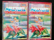 Motu He-Man Hörspiel Kassetten Folge