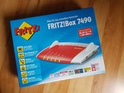 Fritzbox 7490 DSL Router