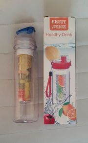 Trinkflasche Obstflasche Trinkflasche Frischeflasche Infuser