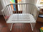 Babybay Boxspring Comfort - Beistellbett inkl