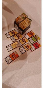 Zigarre diverse handelsgold 28 Päckchen