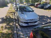 Ich verkaufe meine Peugeot Cabrio