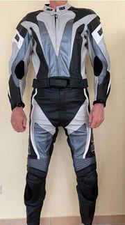 Motorrad Leder-Kombi IXS 2-teilig Gr