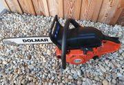 Motorsäge Dolmar PS-6100