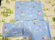 NEU 3 tlg Baby-Bettwäsche Set