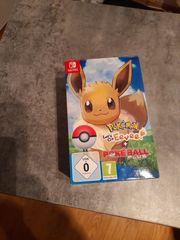 Nintendo Switch Spiel Pokemon