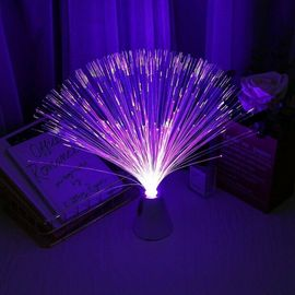 Bild 4 - Dimmbare LED Glasfaser Lampe Bunt - Gelsenkirchen Resse