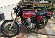 Schöne Honda CB 750 Four