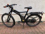 Smart E-Bike black edition