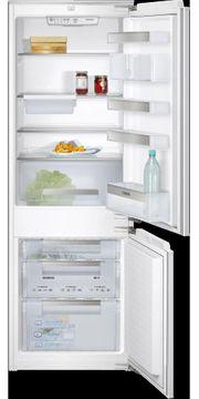 Siemens Einbaukühlschrank Gefrierkombination KI28VA50