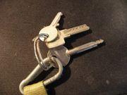 Schlüsselbund gefunden Schlüssel verloren Schlüsselanhänger