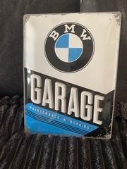 BMW Schild