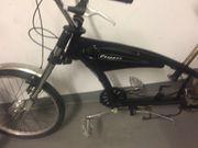 Chopper Fahrrad Harley Style Reparaturbedürftig
