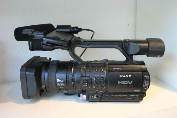 Sony HVR Z1E Profi HD