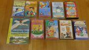 11 Kinder-Cassetten Walt Disney Biene