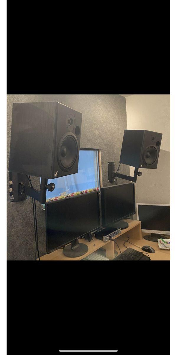 Event TR8 Studio Monitore zu verkaufen