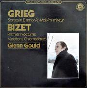 Grieg Bizet - Glenn Gould - Sonata