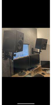 Event TR8 Studio Monitore zu
