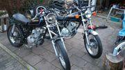 Racer Projekt 125 ccm Suzuki