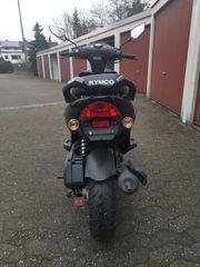 Kymco Roller erst 1130 km