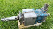 Sunfab - Hydraulikpumpe