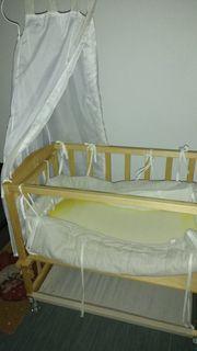 Babybett - Beistellbett