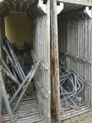 Gerüst ca 350m² gebrauchten Zustand