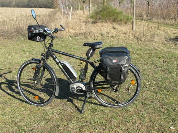Rose E-Bike Pedelec