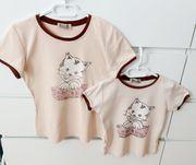 BOYSEN S Mutter-Tochter T-Shirts im