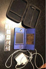 Nintendo DS mit 5 Spielen