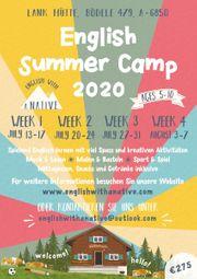 Englisch Kinder Sommer Camp 2020