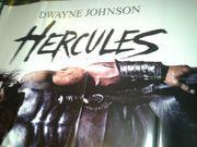 Dwayne Johnson Hercules 2017-- A1--