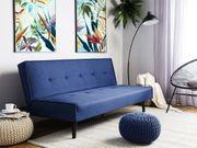 3-Sitzer Sofa Polsterbezug marineblau VISBY neu