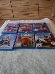 DVD Blu-Ray Kinder