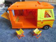 Barbie Camper Wohnmobil aus den