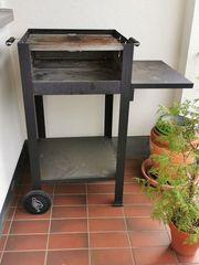 Holzkohlengrill Tepro Chill Grill gute